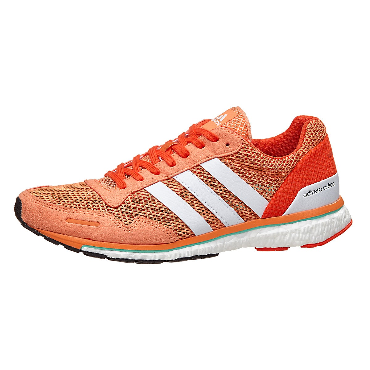 adidas adizero adios 3 Women s Shoes Easy Orange 360° View  2285f820c