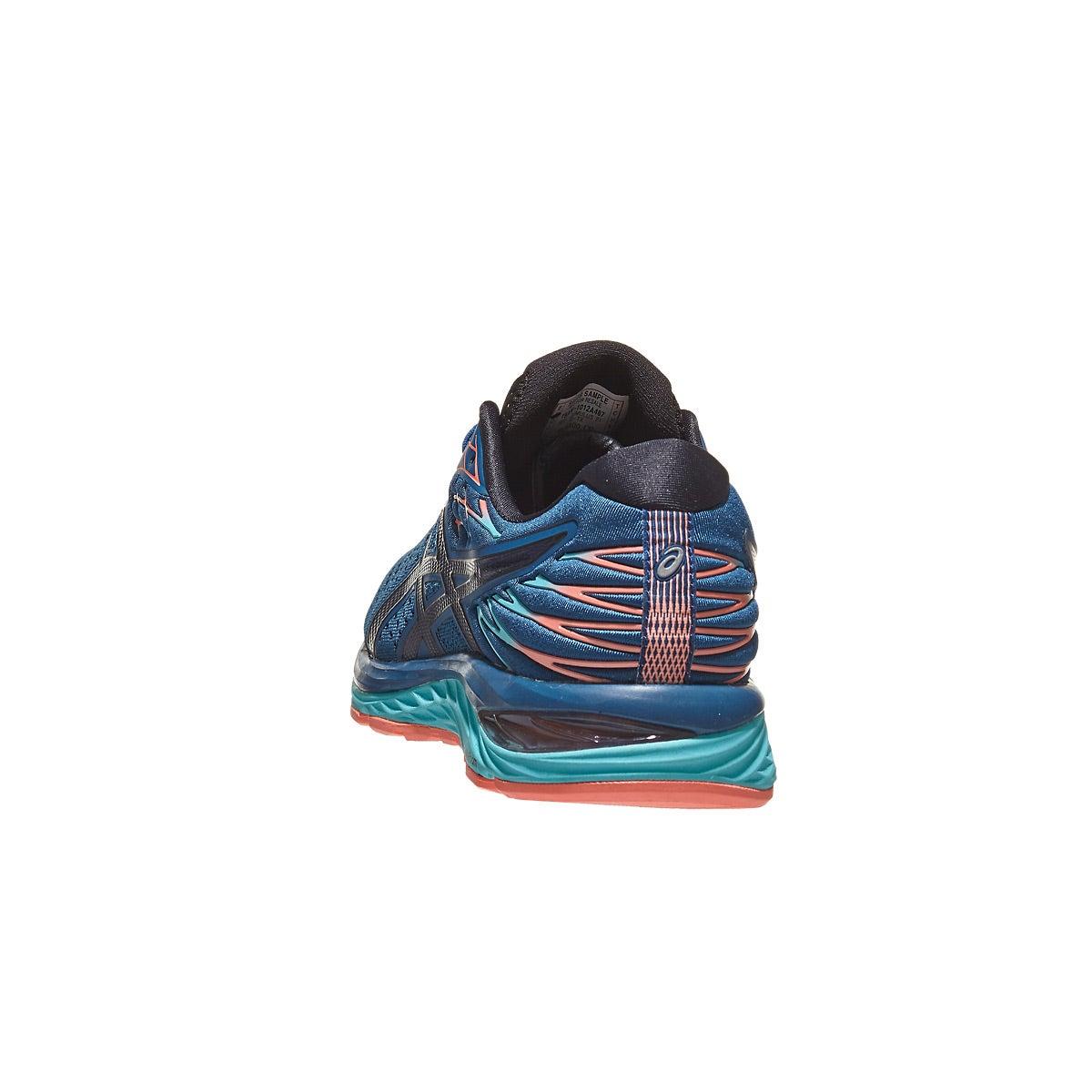 ASICS Gel Cumulus 21 GTX Women's Shoes Mako Blue 360° View