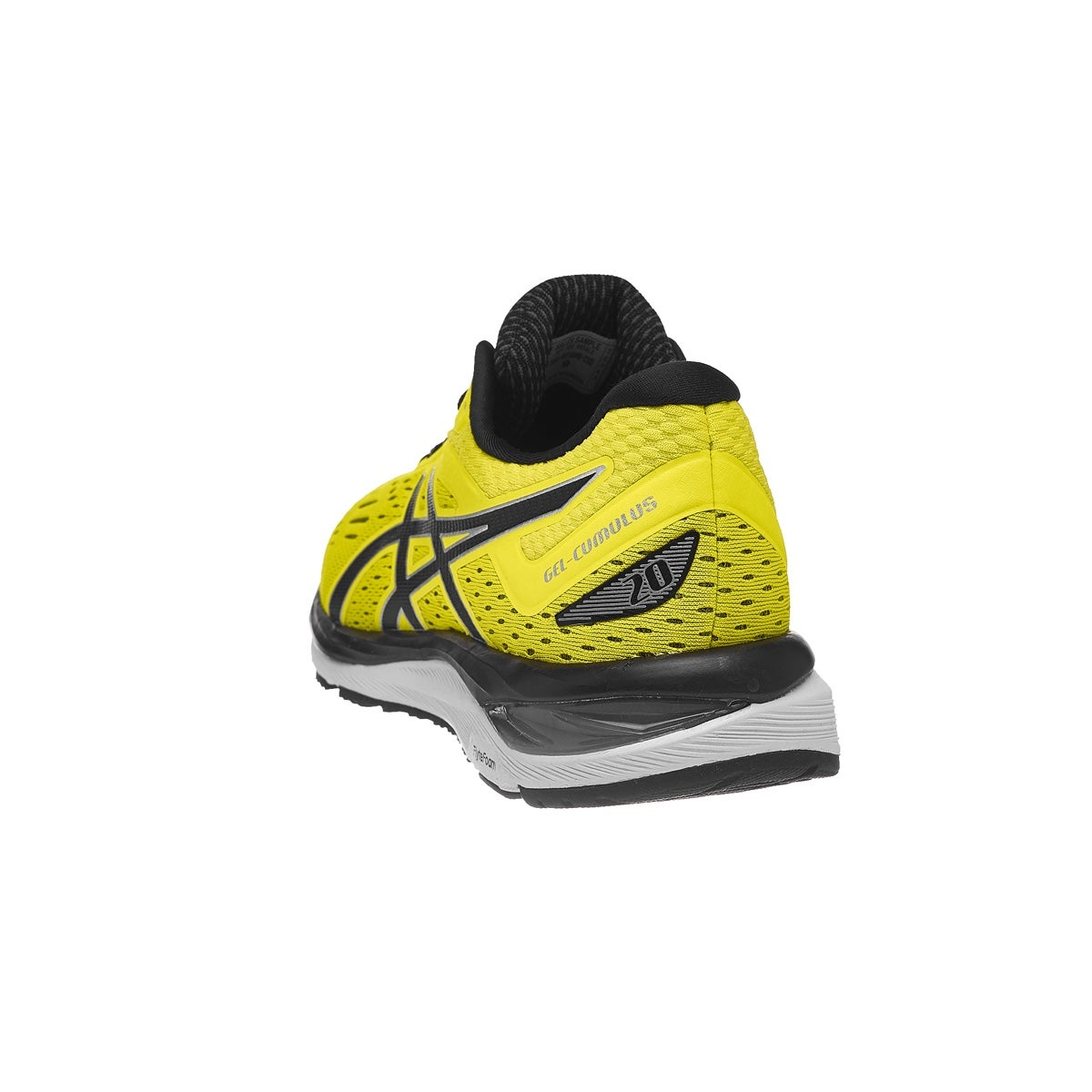 get cheap ca510 7647c ASICS Gel Cumulus 20 Men's Shoes Lemon Spark/Black 360° View ...