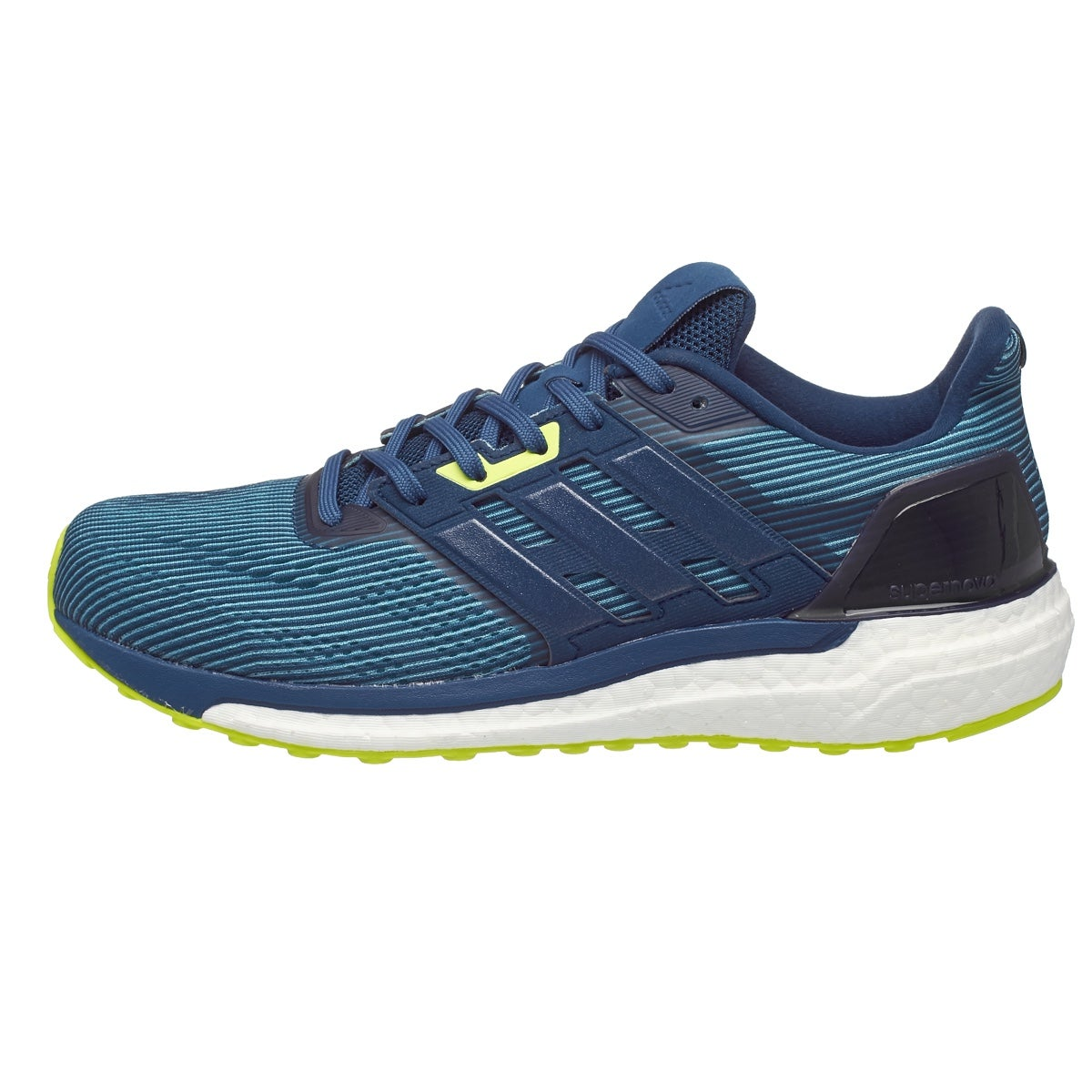 adidas Supernova Men's Shoes Vapor Blue 360° View