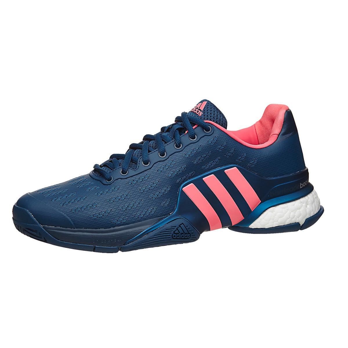 adidas barricata 2016 impulso marina / rosa delle scarpe maschili ° vista a 360