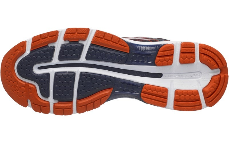 ASICS/ Gel Nimbus ° 19 Chaussures Hommes Peacoat/ Red 19238 Clay Vue 360 ° | 51bf999 - acornarboricultural.info