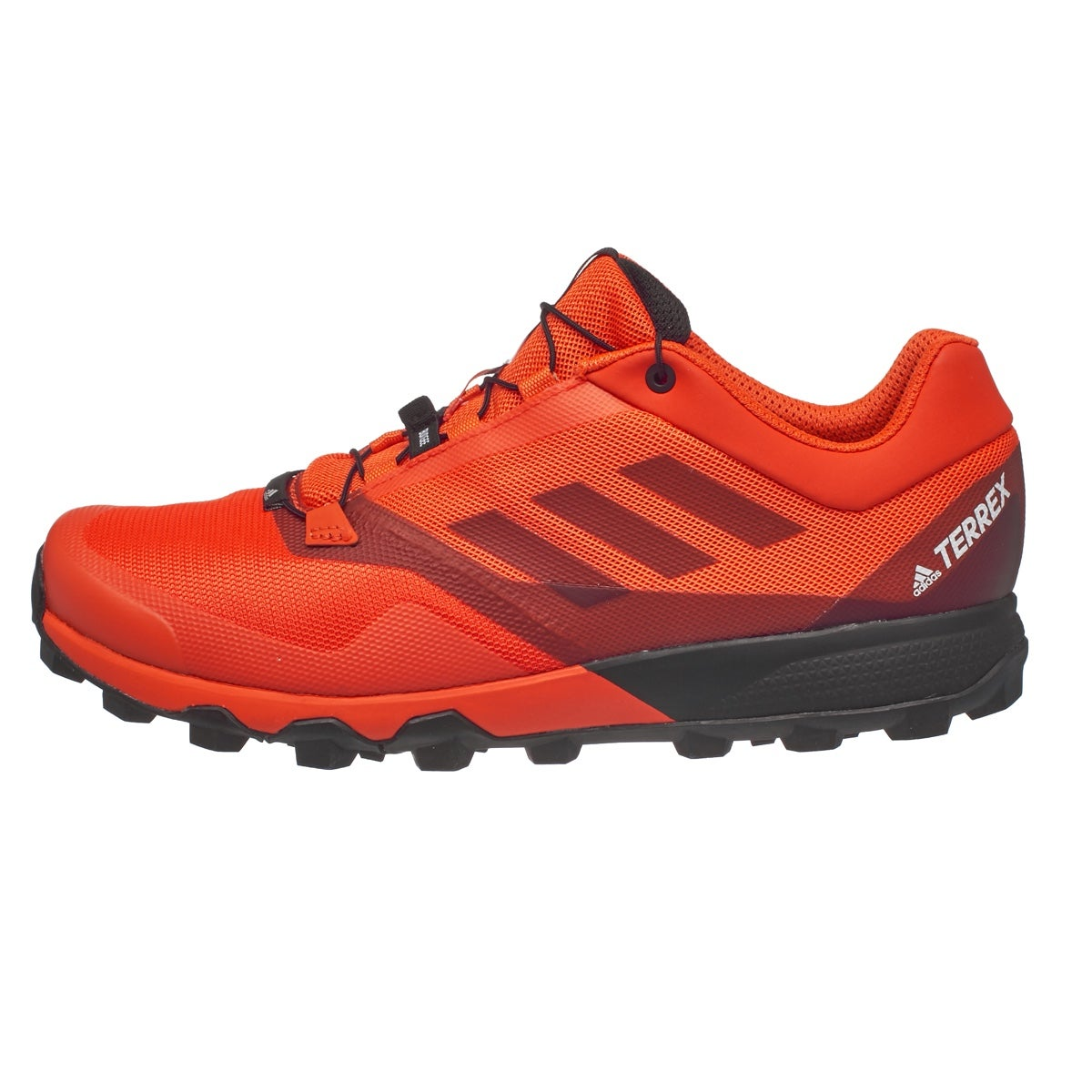 adidas Terrex Trailmaker Men's Shoes Energy Red 360° View