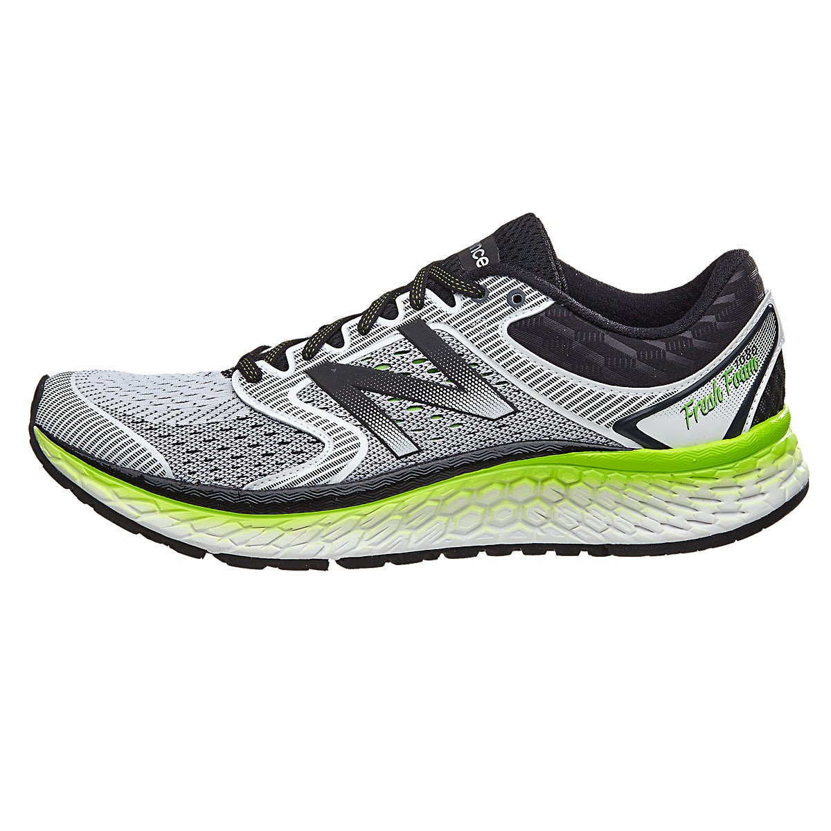 The New Balance is a versatile road racing flat. Its responsive yet cushioned ride makes it a great option for uptempo workouts, interval training, or road racing over any distance.