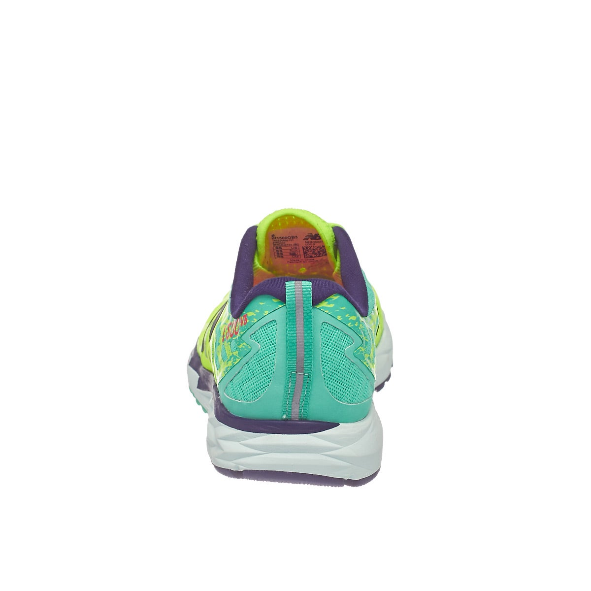 the latest 25bc9 36aff New Balance NBX 1500 v3 Women's Shoes Lime Glo 360° View ...