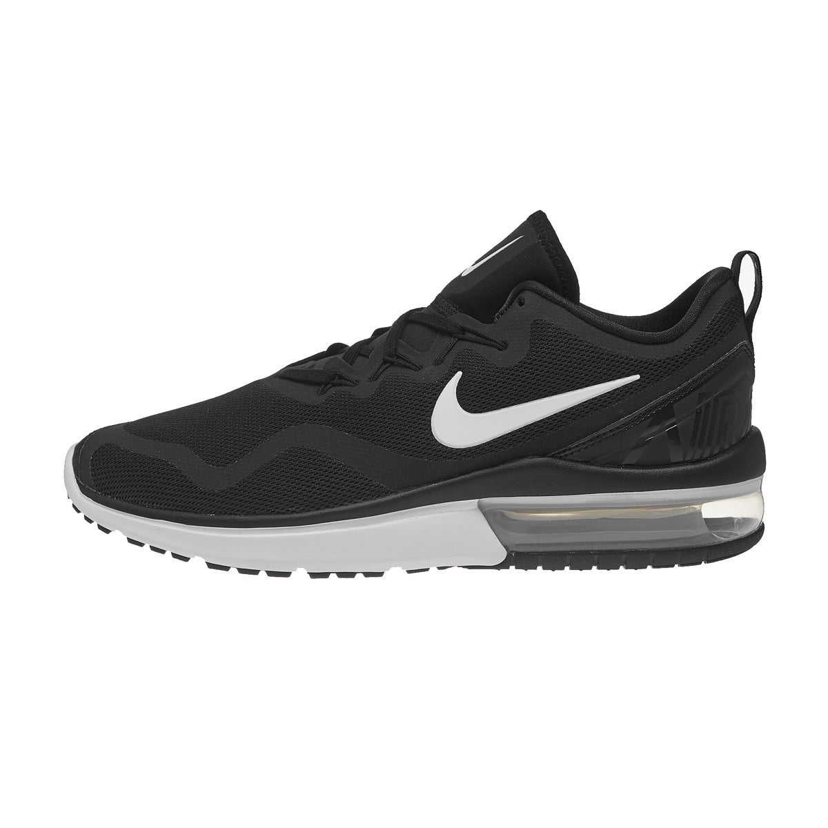 the latest 2bb66 6b068 Nike Air Max Fury Mens Shoes BlackWhite 360° View  Running Warehouse  Europe.