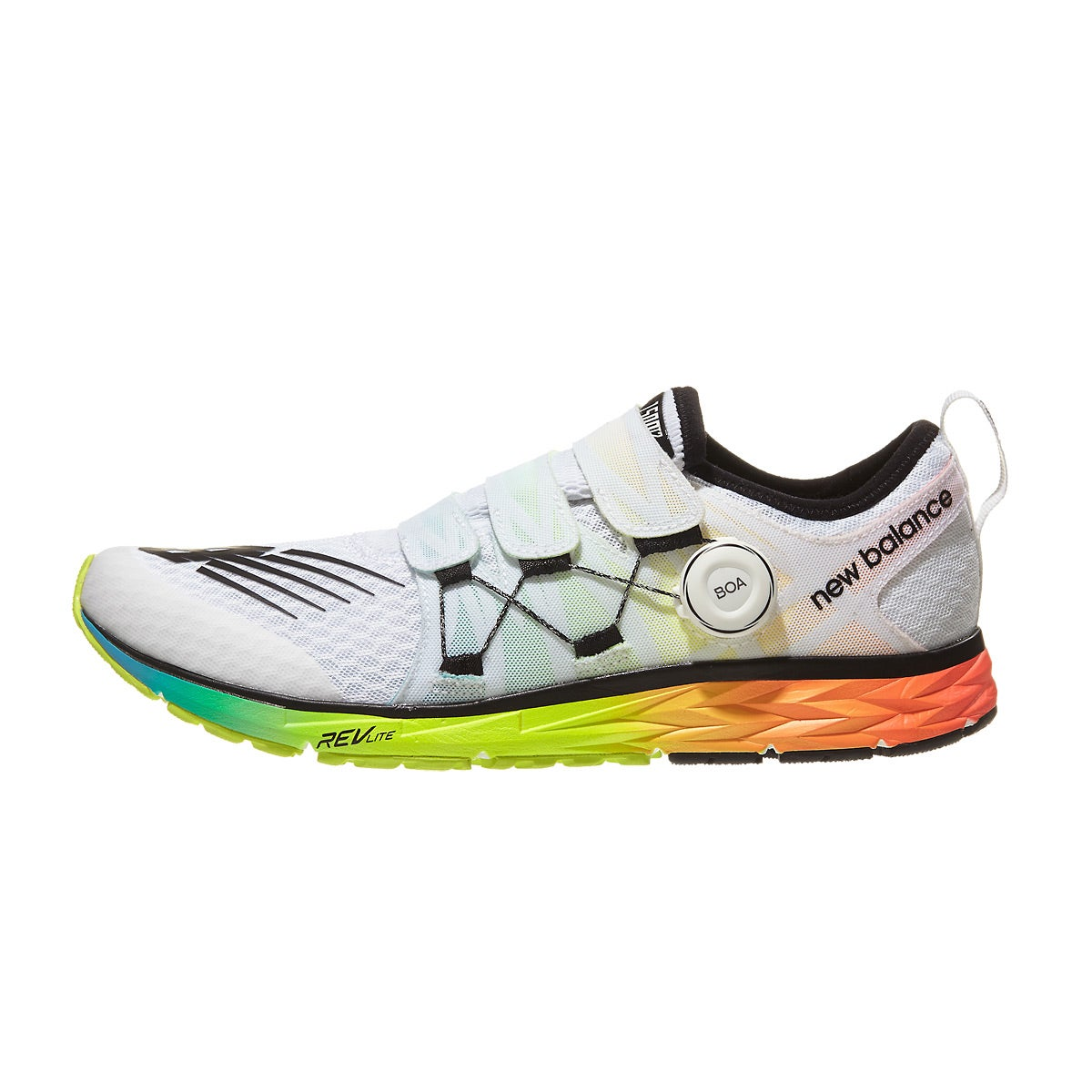 New Balance NBX 1500 v4 Kona BOA Lace Men Shoes White 360° View ...
