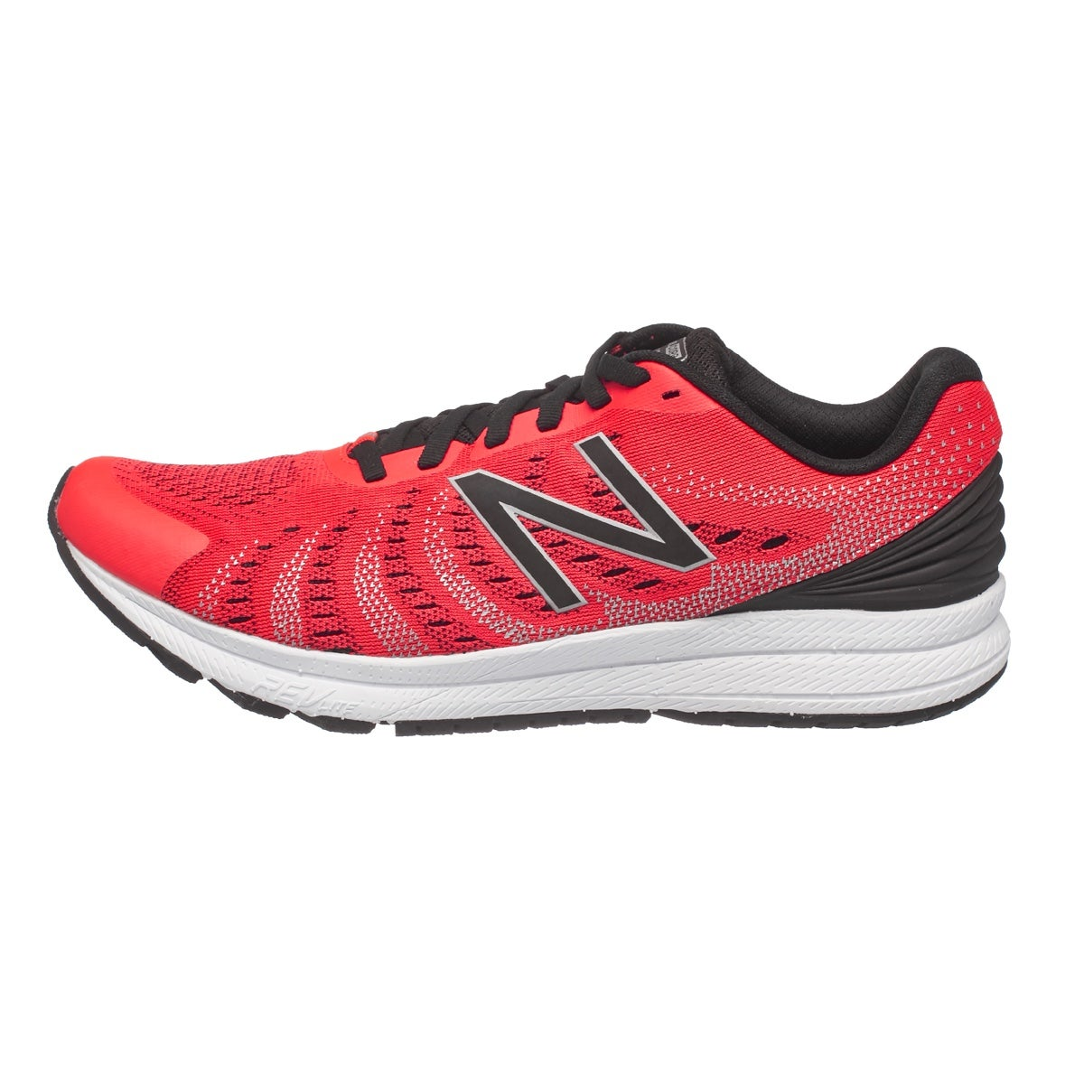 new balance fuelcore rush v3 men 39 s shoes energy red blk. Black Bedroom Furniture Sets. Home Design Ideas