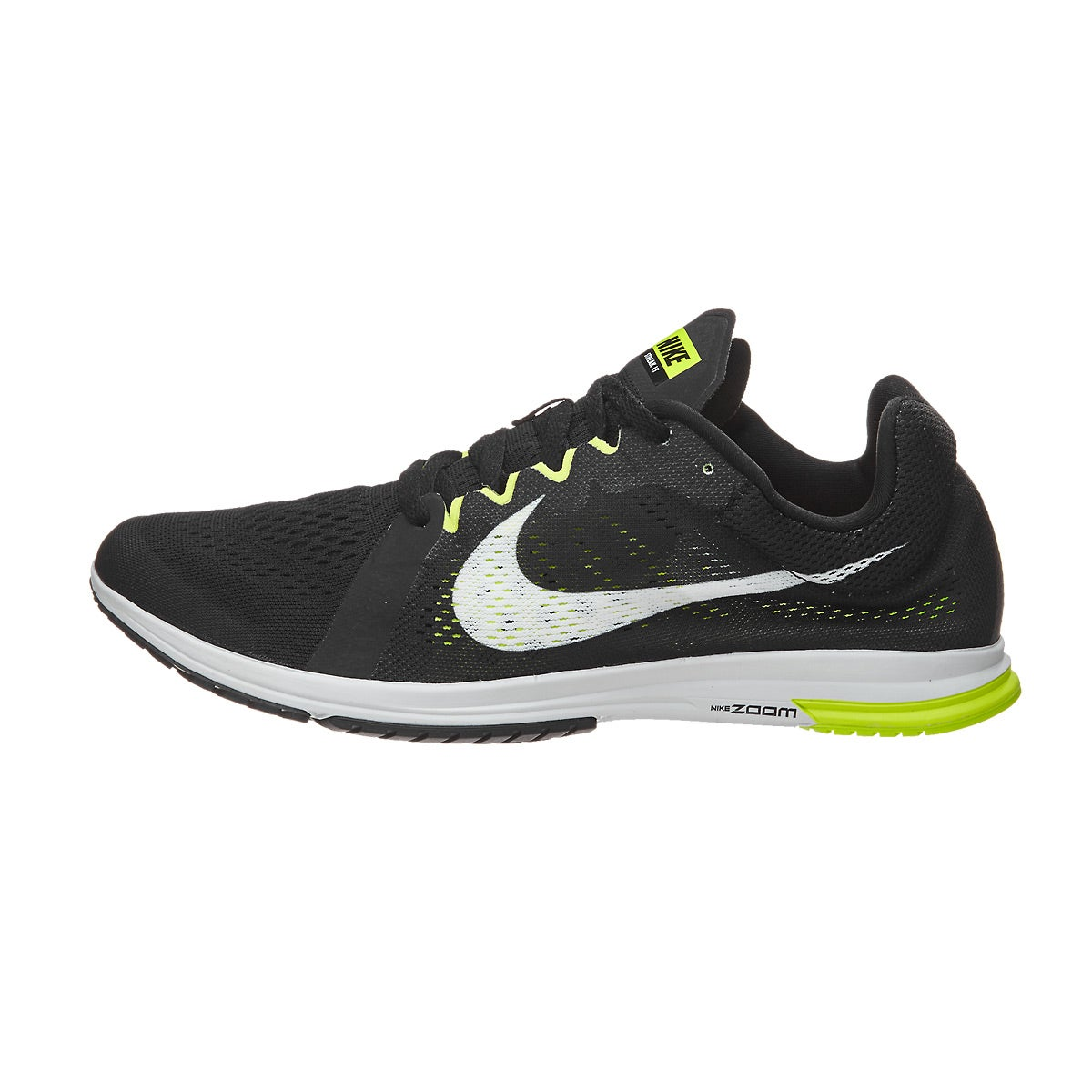 Nike Zoom Streak LT 3 Unisex Shoes Black/White/Volt 360 ...