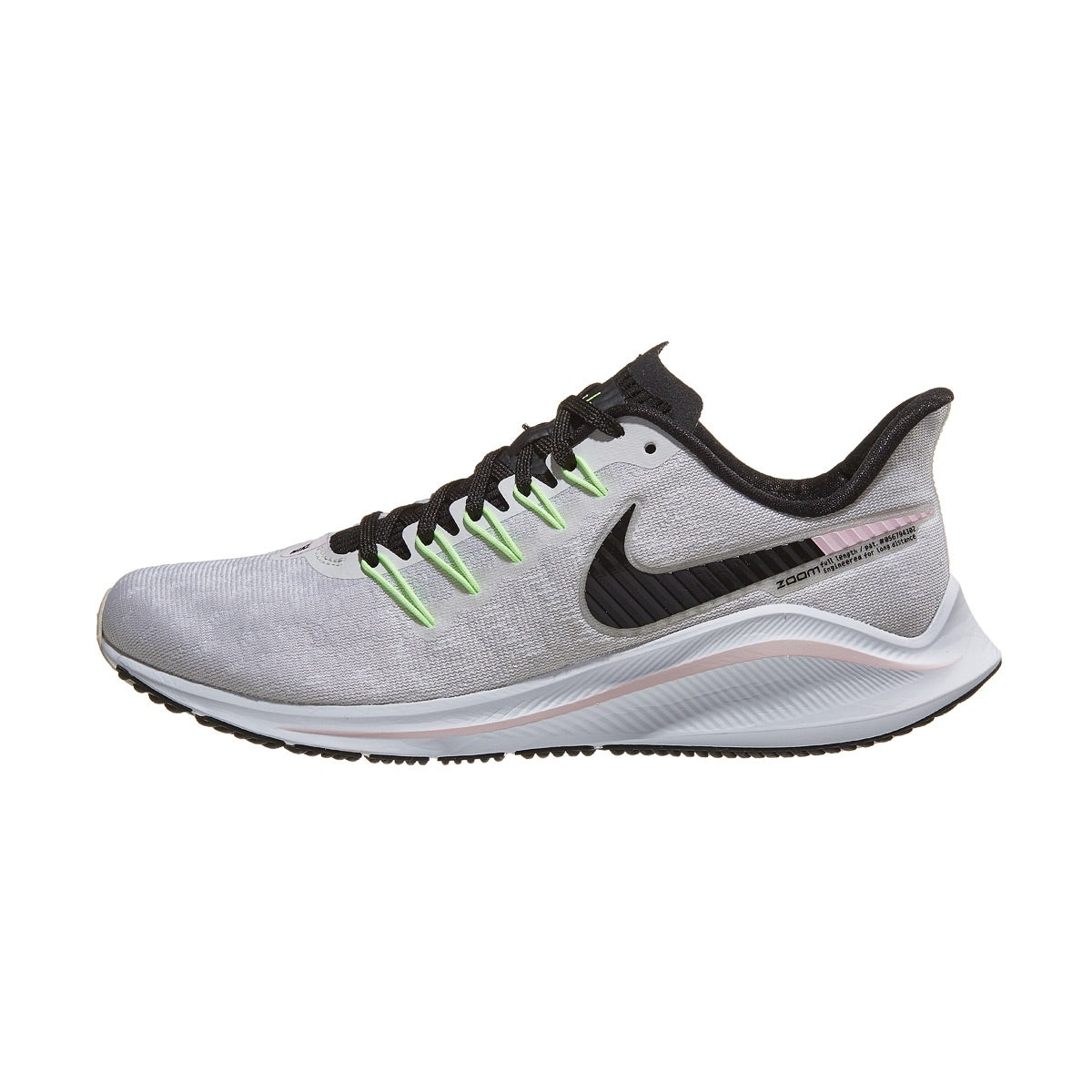 Nike Zoom Vomero 14 Women's Shoes Vast GreyBlack Pin 360