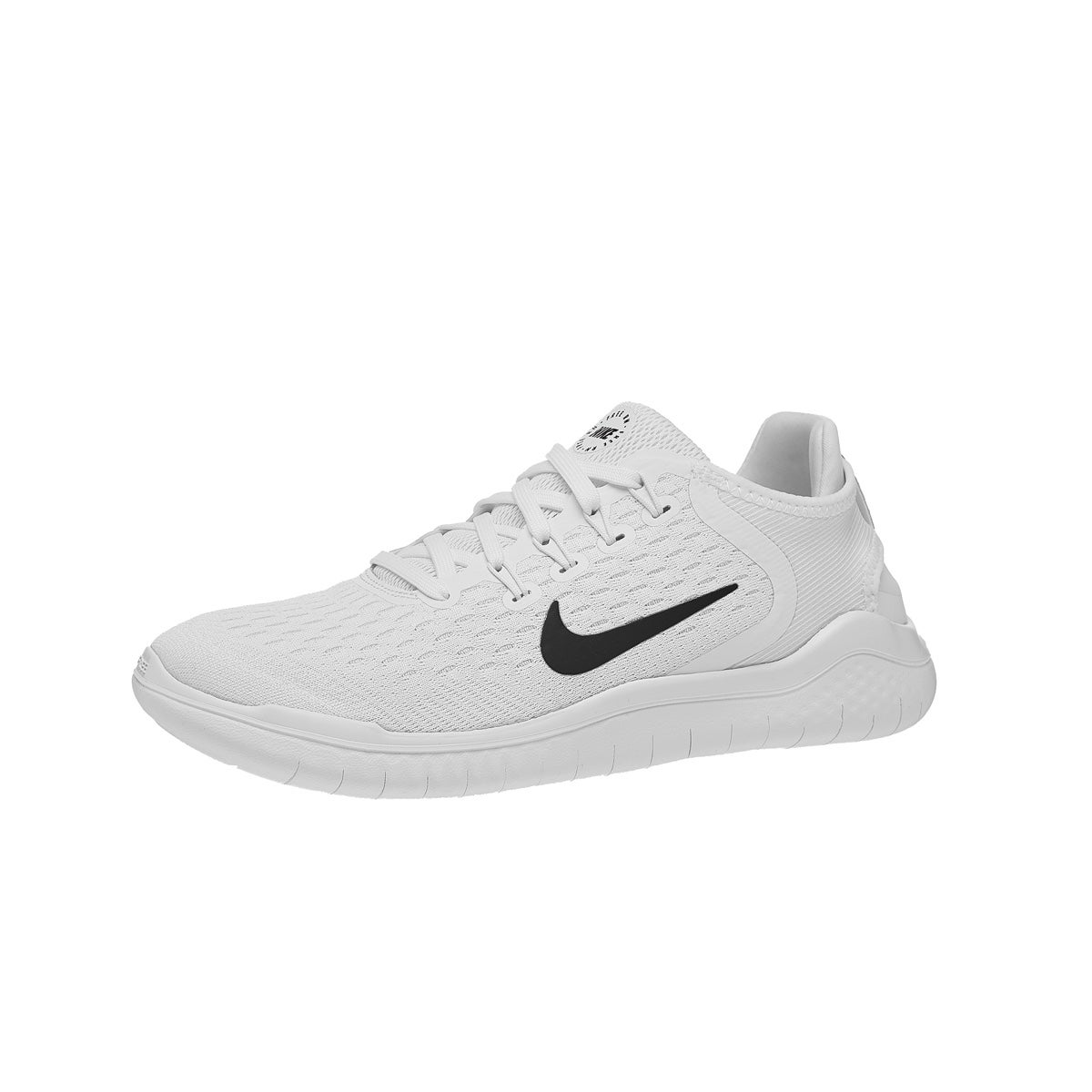 best sneakers de290 53e2b 65302 c0fec  norway nike free rn 2018 womens shoes white black 360 view running  warehouse europe. 61fc0