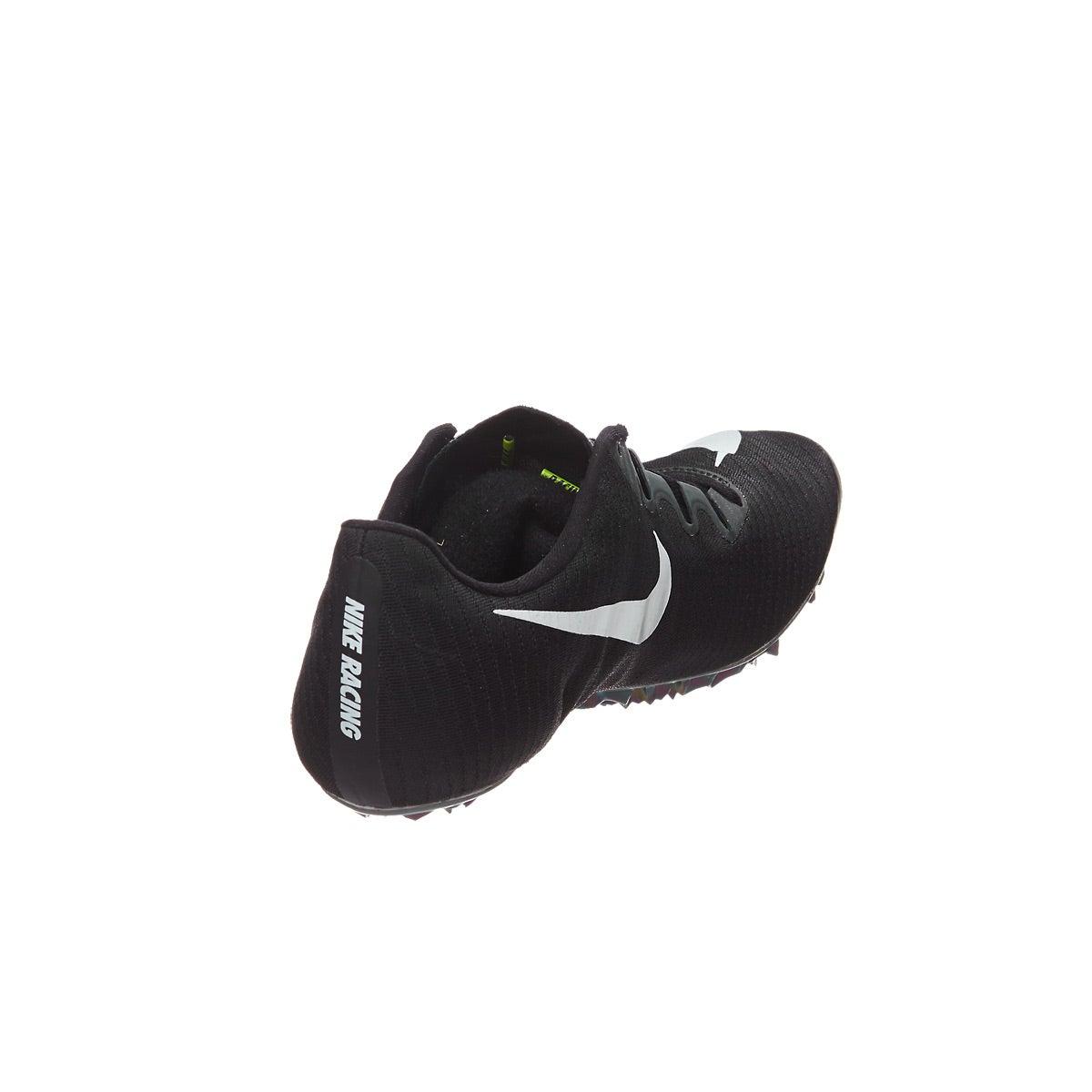 Nike Zoom Superfly Elite Unisex Spikes Black/White 360° View | Running  Warehouse Europe.