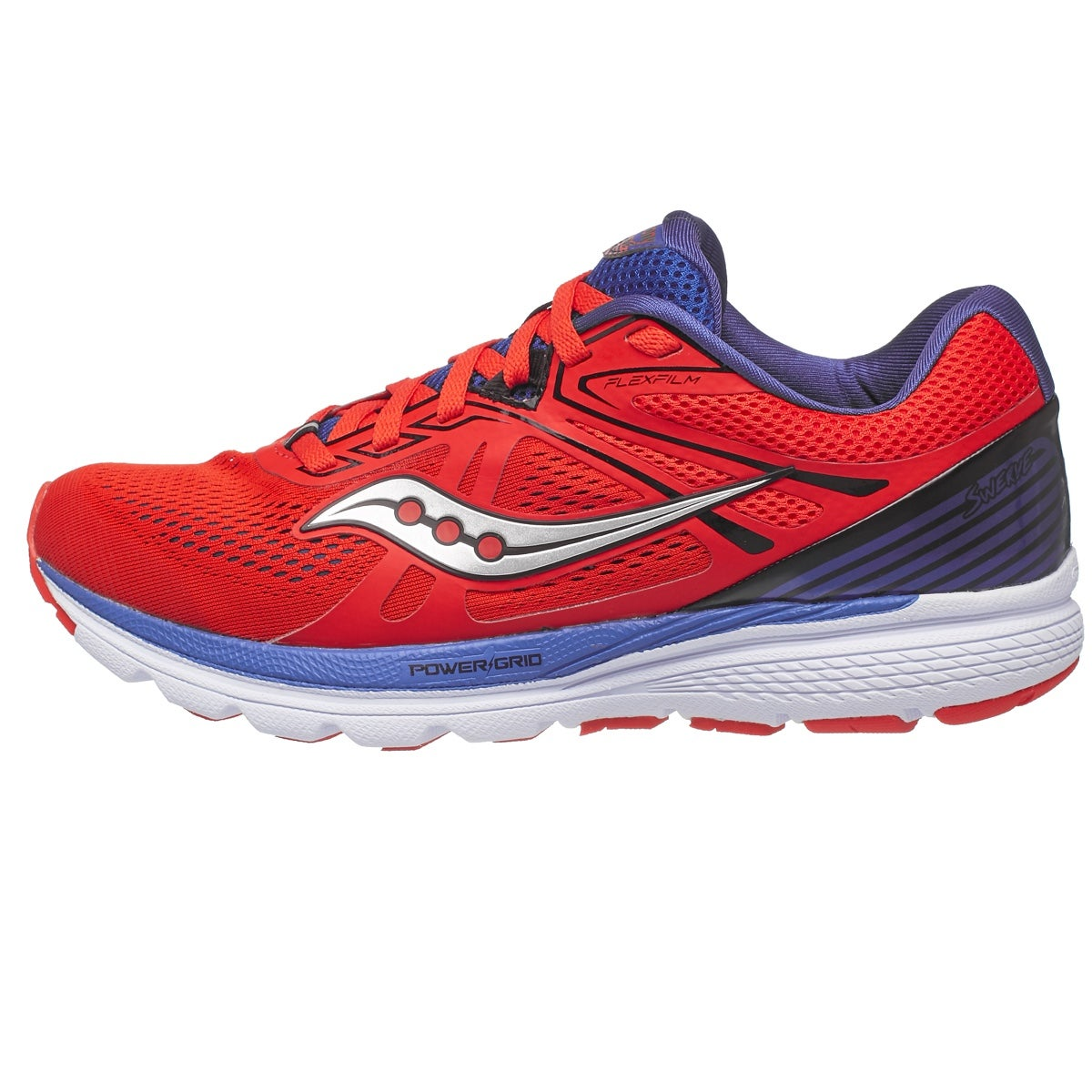 Saucony Red Running Shoes