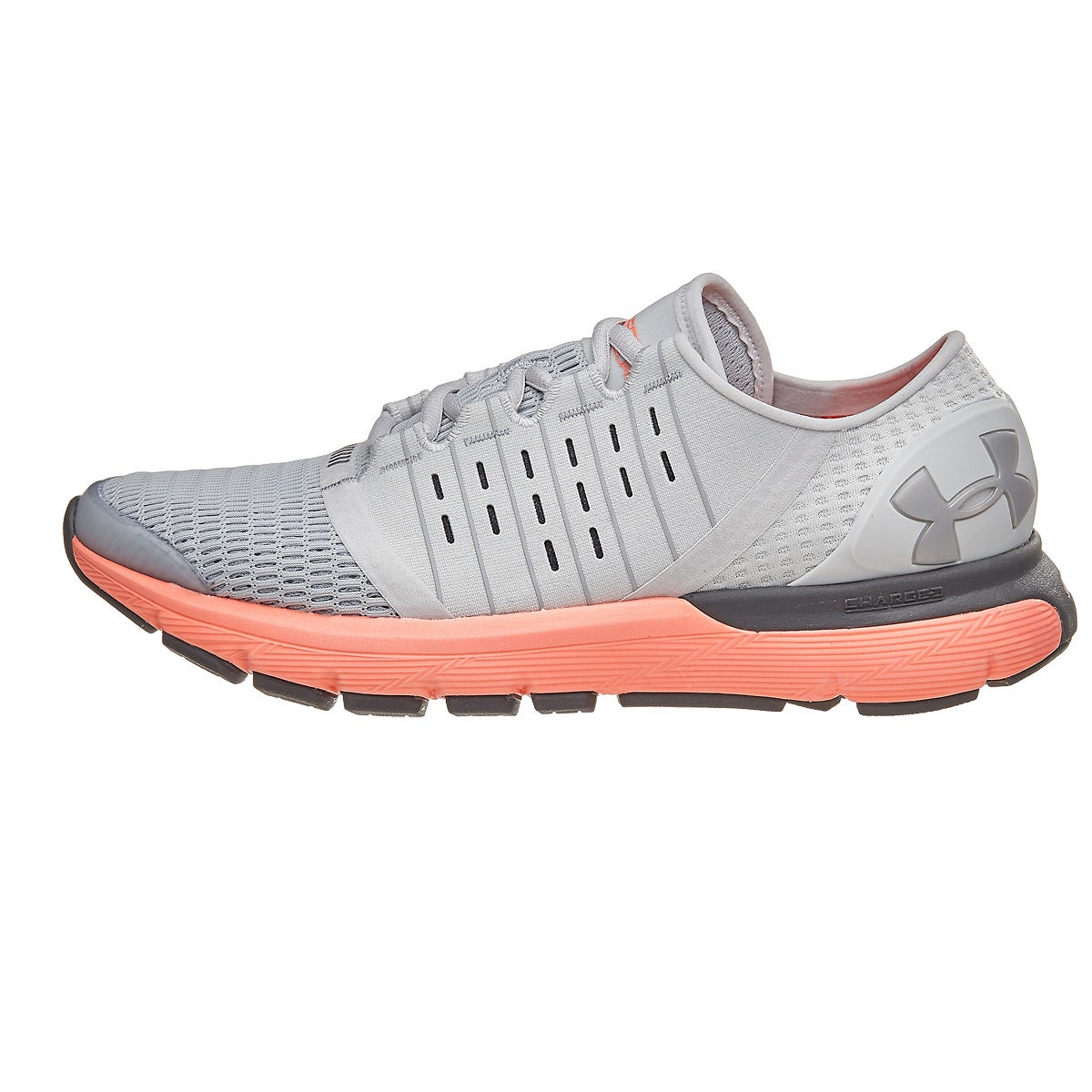 Under Armour Women S Grey Running Shoes