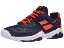 Diadora Speed Blushield 4 AG WhiteBlue Fluo Men's Shoe