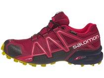4d31eb0a -50% Salomon Speedcross 4 GTX Women's Shoes Red/Purple