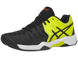 Scarpe Asics Gel Bela 7 GS GialloBlu Junior Tennis