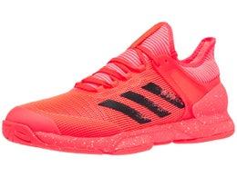 adidas adizero Ubersonic 3 GreyNavy Men's Shoe Tennis