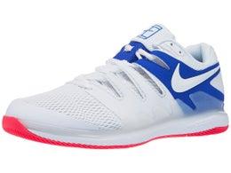 Zapatilla Nike Air Zoom Prestige Hc Plata Negro Comodidad