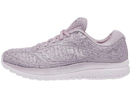 Femme Chaussures Running Saucony Triumph ISO Violet Citron