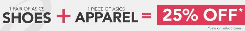 ASICS Women's Apparel