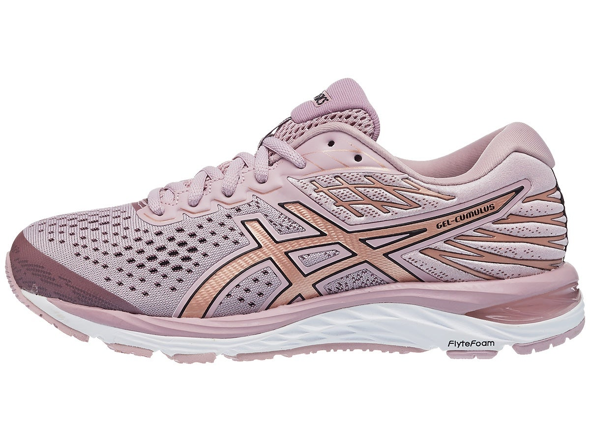 Zapatillas Mujer ASICS Gel Cumulus 21 Coral/Negro
