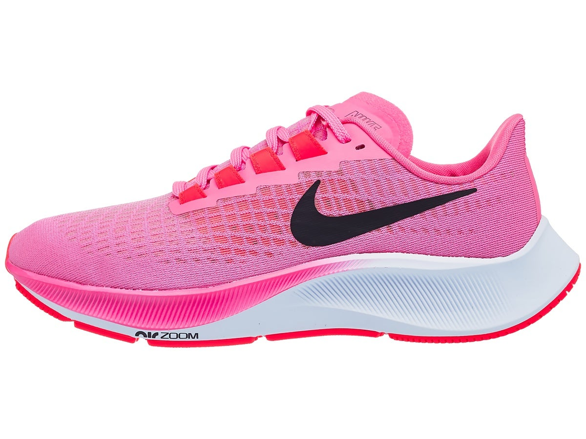 Zapatillas Mujer Nike Zoom Pegasus 37 Rosa Glow/Negro