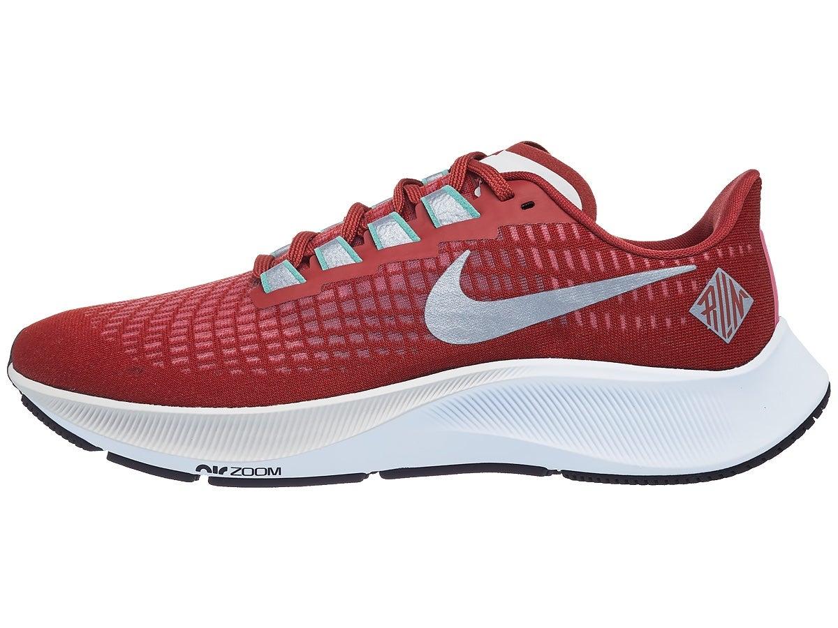 Zapatillas Hombre Nike Zoom Pegasus 37 Rojo Claystone