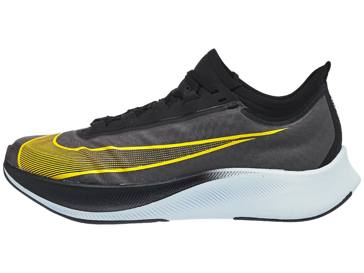 Zapatillas Hombre Nike Zoom Fly 3 Negro/Amarillo