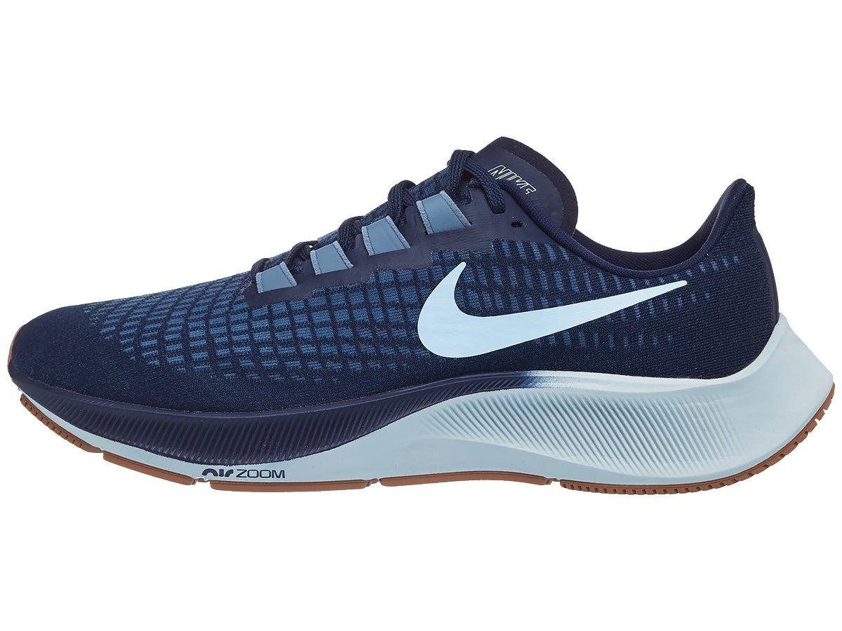 Zapatillas Hombre Nike Zoom Pegasus 37 Azul/Azul oscuro
