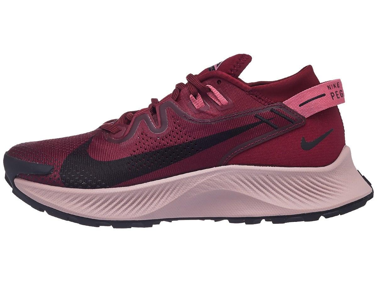 Nike Zoom Pegasus Trail 2 Women's Shoes Beetroot/Black