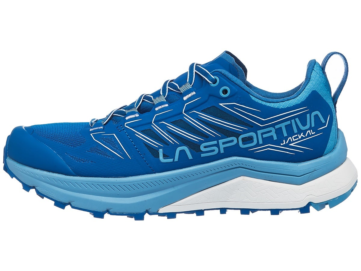 Zapatillas Mujer La Sportiva Jackal Azul Neptune/Azul Pacific