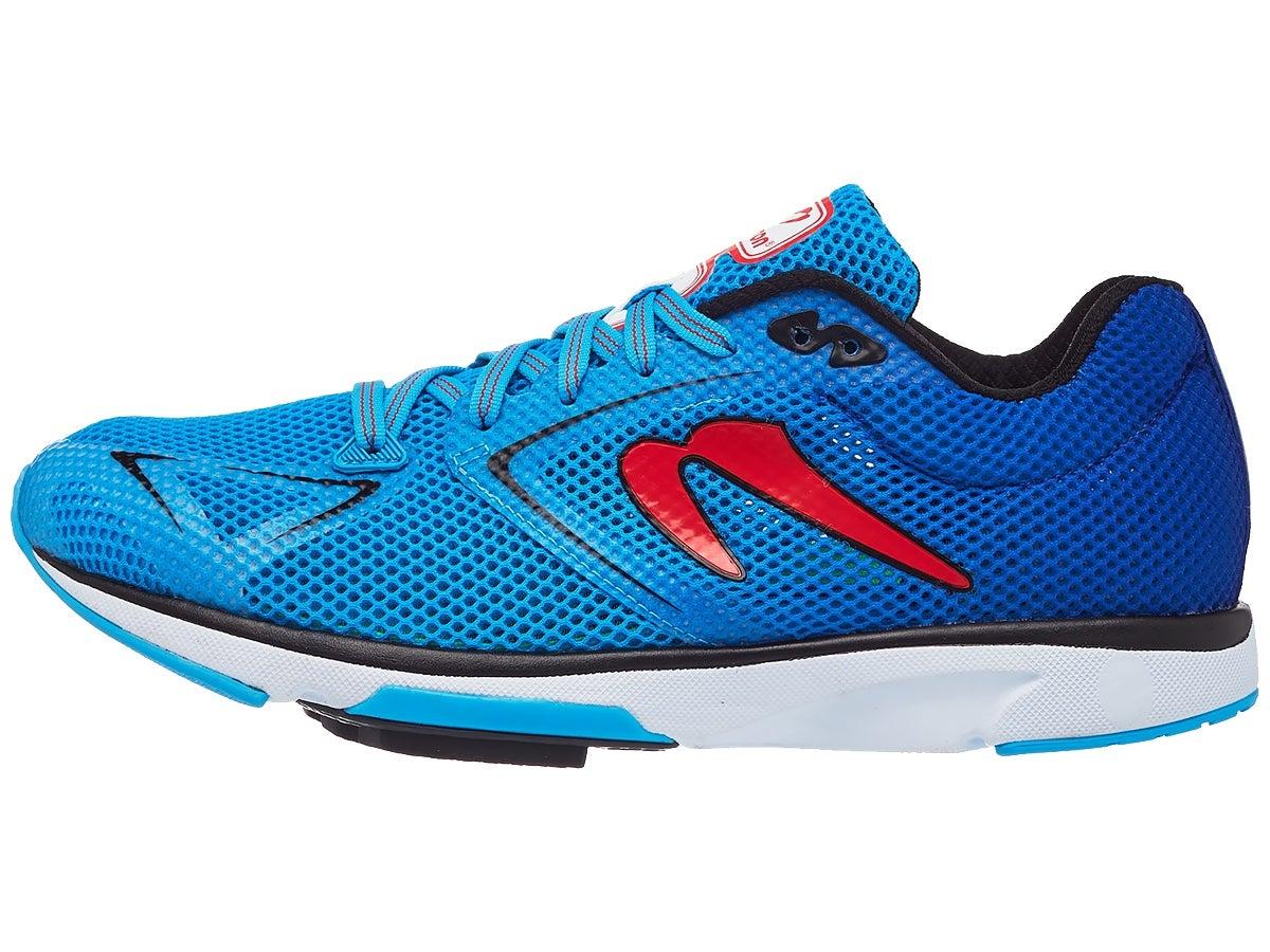 Zapatillas Hombre Newton Distance 9 Azul/Rojo