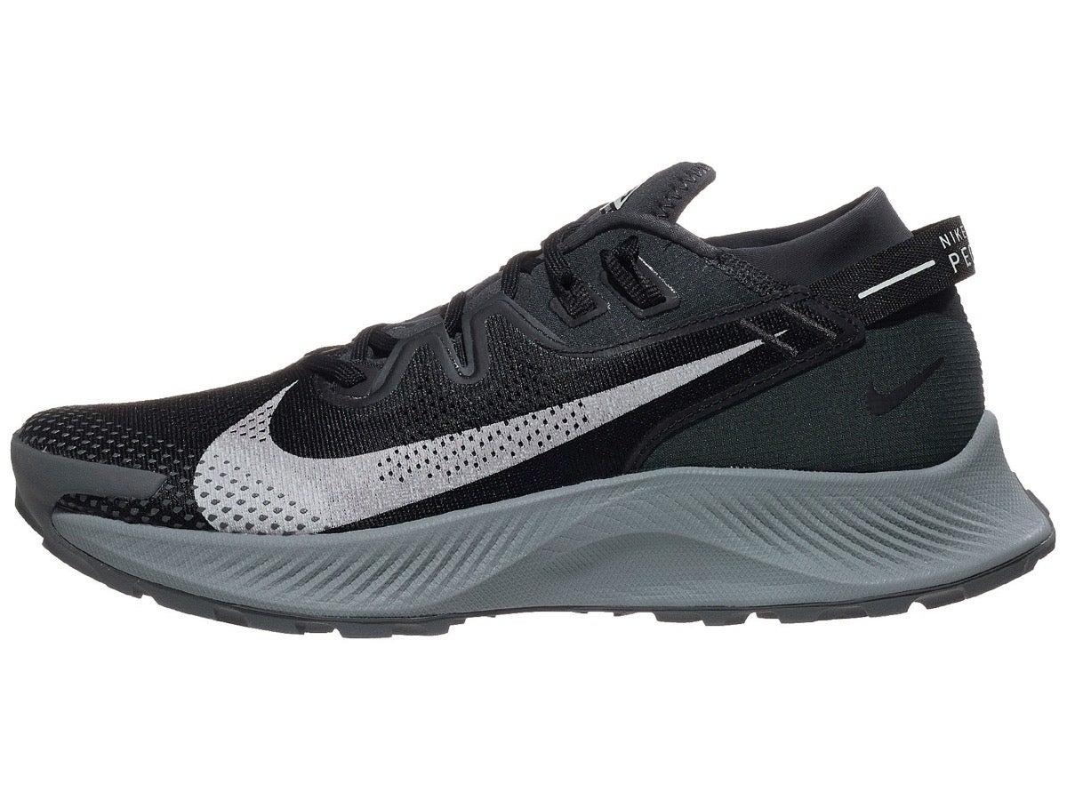 Nike Zoom Pegasus Trail 2 Men's Shoes Black/Grey