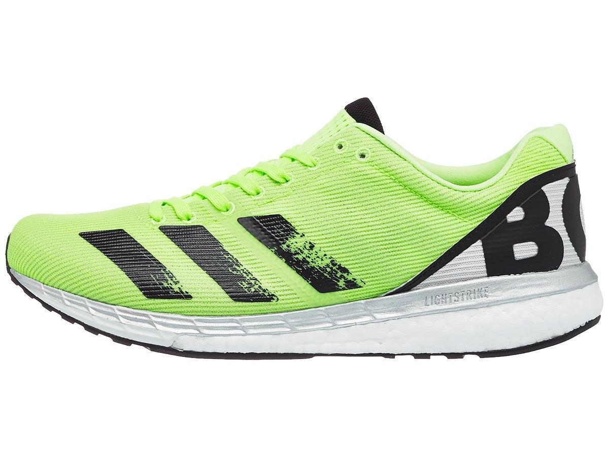 Zapatillas Hombre adidas adizero Boston 8 Verde/Negro