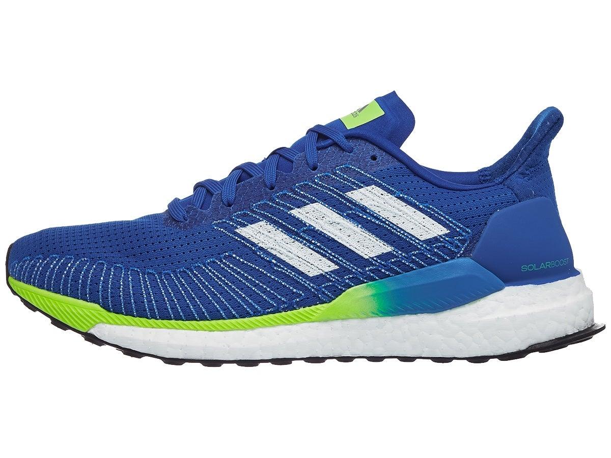 Zapatillas Hombre adidas Solar Boost Azul/Verde