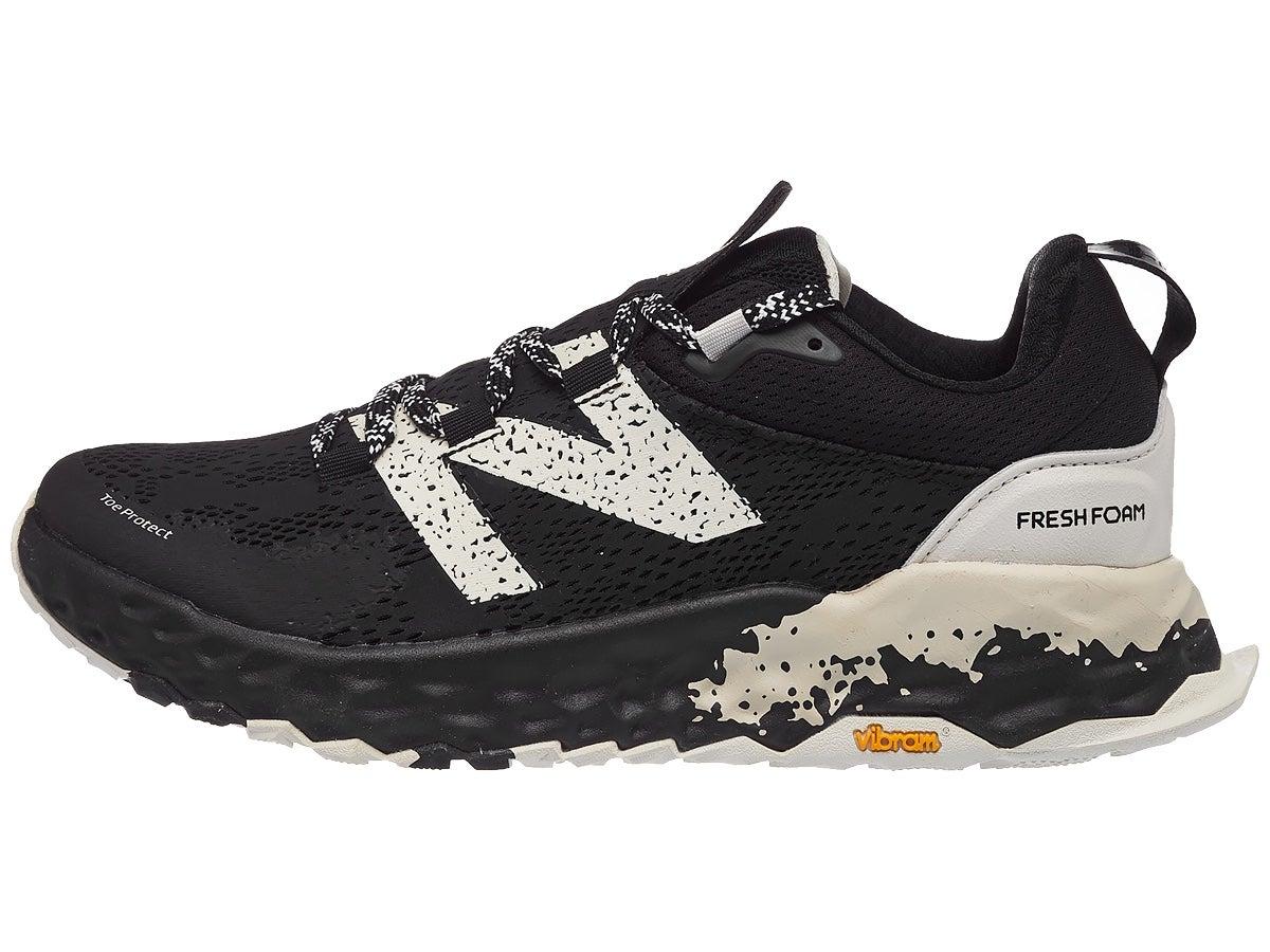 Zapatillas Hombre New Balance Fresh Foam Hierro v5 Negro/Blanco