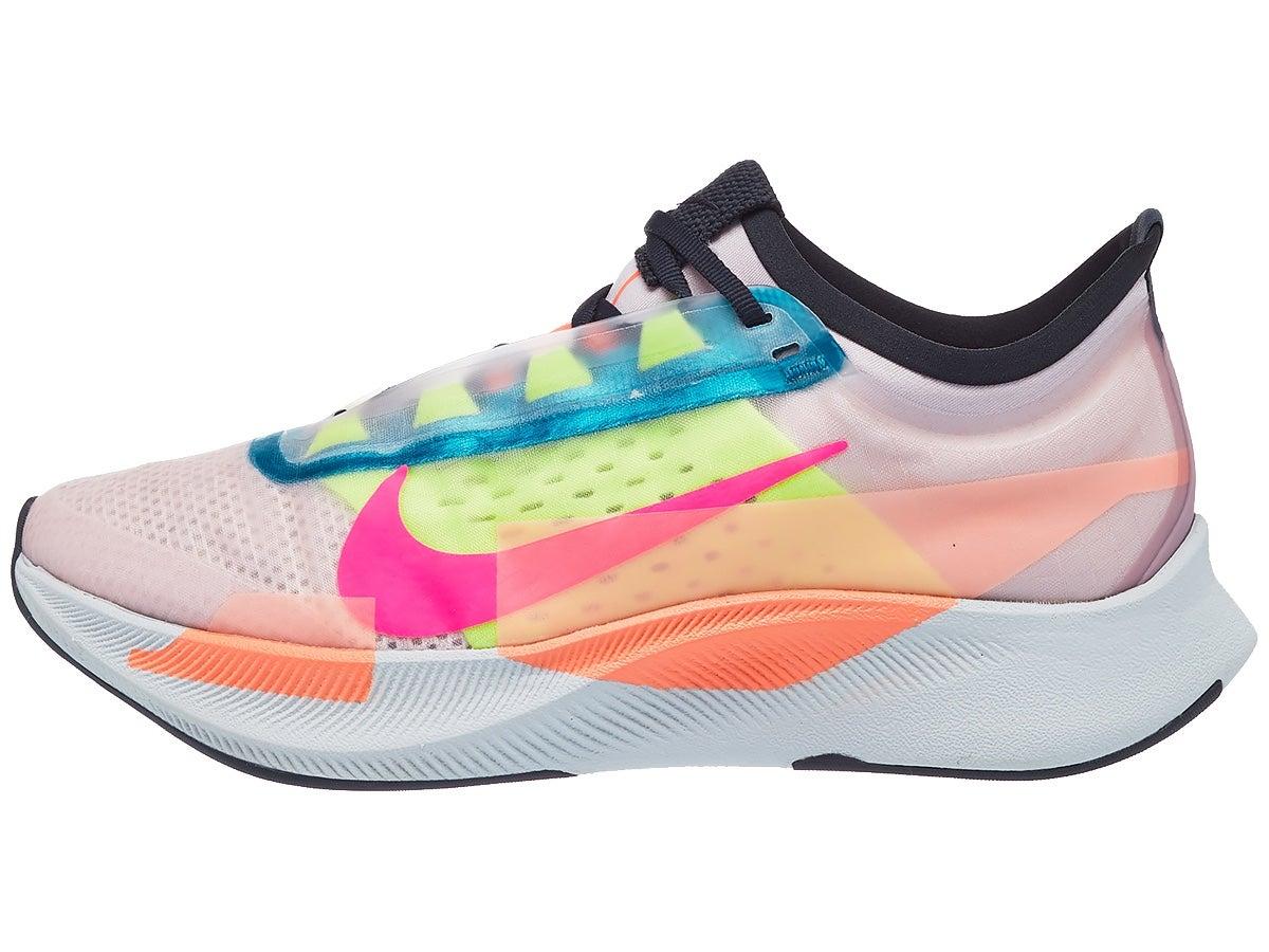 Zapatillas Mujer Nike Zoom Fly 3 Premium Rosa/Multicolor