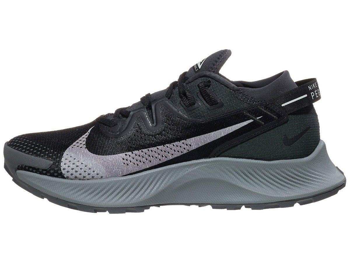 Nike Zoom Pegasus Trail 2 Women's Shoes Black/White