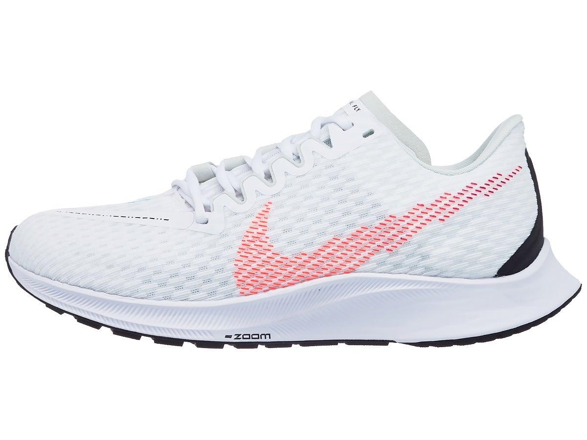 Zapatillas Mujer Nike Zoom Rival Fly 2 Blanco/Carmesí/Violeta