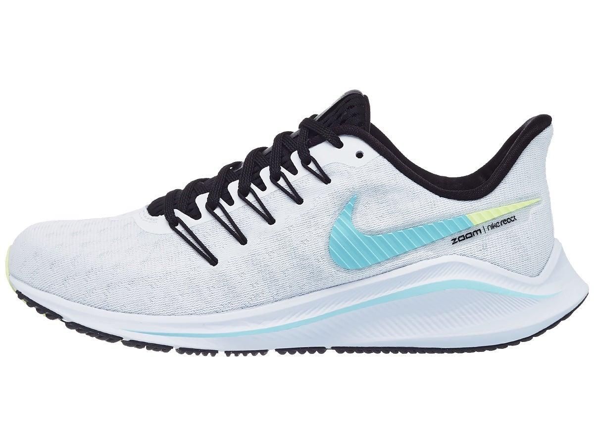 Zapatillas Mujer Nike Zoom Vomero 14 Blanco/Hielo Glacier