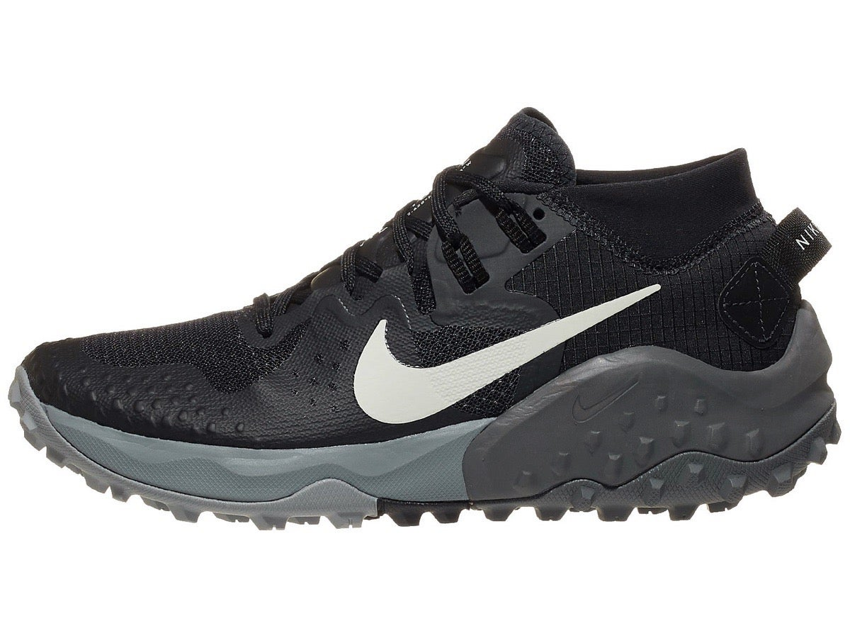 Zapatillas Mujer Nike Wildhorse 6 Negro/Gris