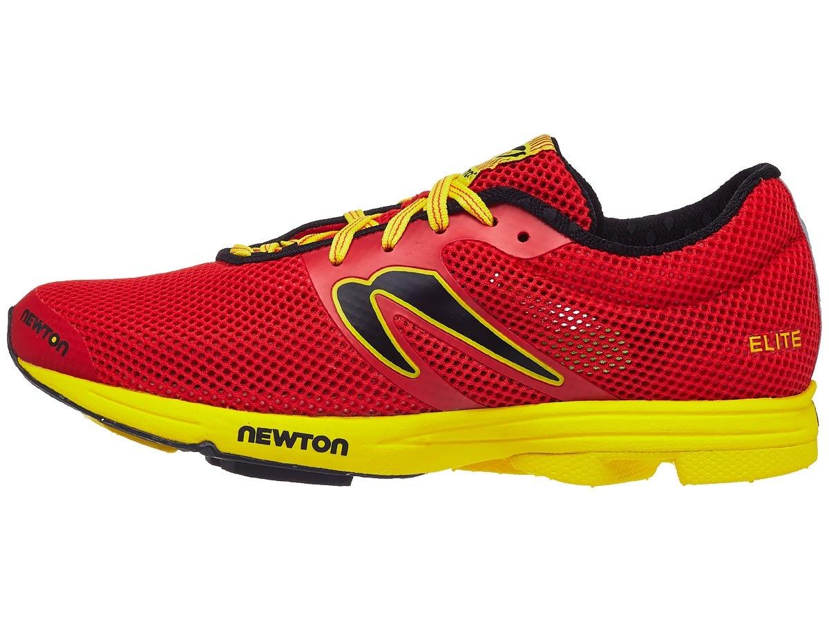 Zapatillas Hombre Newton Distance Elite 9 Rojo/Amarillo
