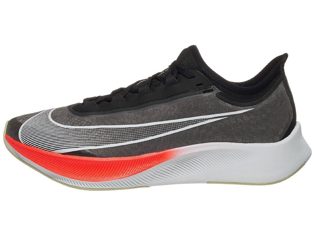 Zapatillas Hombre Nike Zoom Fly 3 Negro/Carmesí