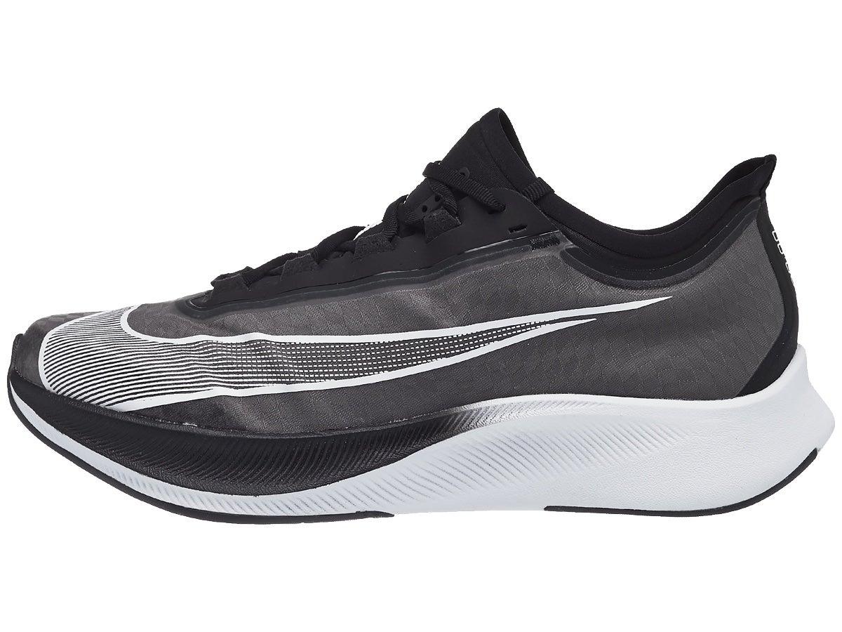 Zapatillas Hombre Nike Zoom Fly 3 Negro/Blanco