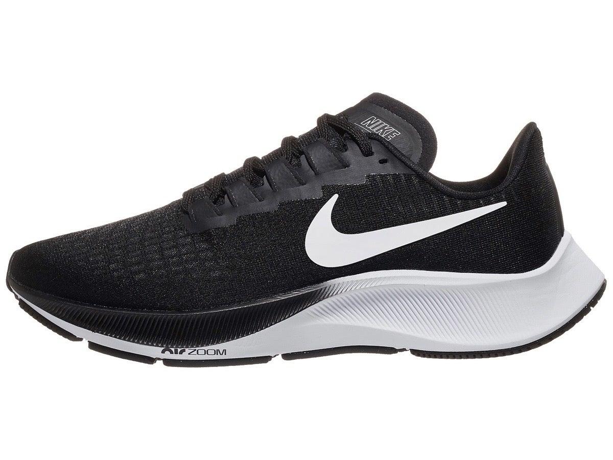 Zapatillas Mujer Nike Zoom Pegasus 37 Negro/Blanco