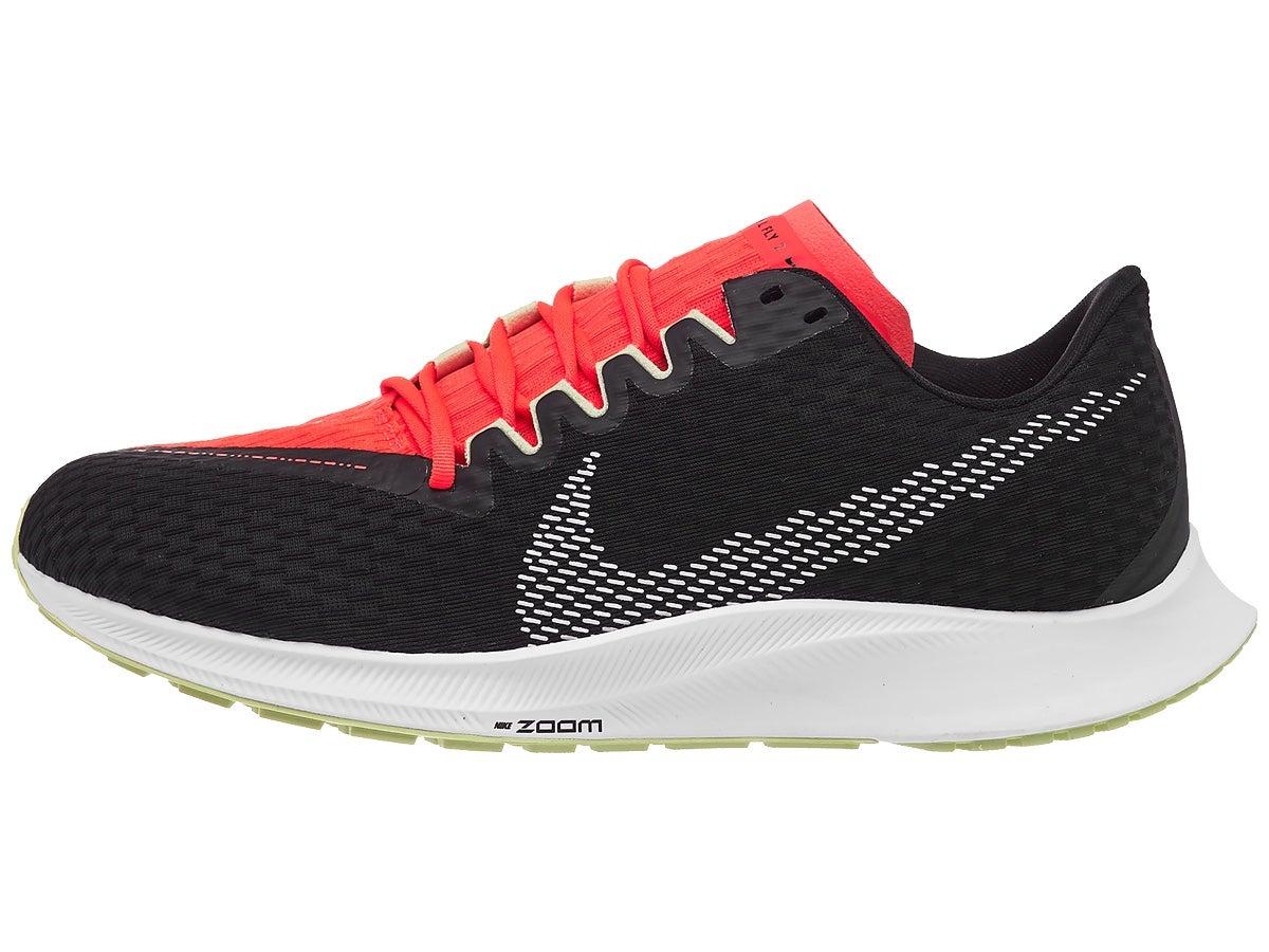 Zapatillas Hombre Nike Zoom Rival Fly 2 Negro/Blanco