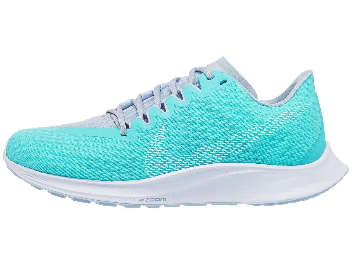 Zapatillas Mujer Nike Zoom Rival Fly 2 Menta/Blanco