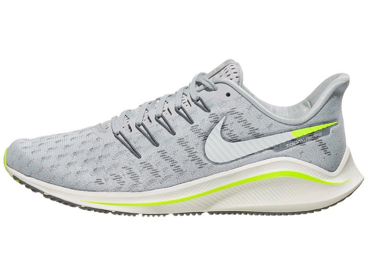 Zapatillas Hombre Nike Zoom Vomero 14 Gris/Amarillo fosforito