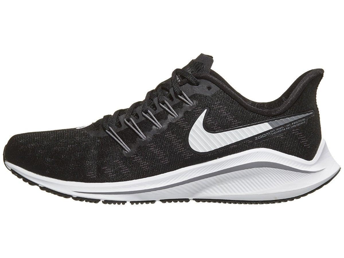 Zapatillas Mujer Nike Zoom Vomero 14 Negro/Blanco